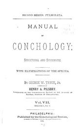 Manual of Conchology: Structural and Systematic. With Illustrations of the Species. First series, Volume 2; Volume 7