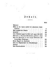 Zeitbilder: Band 1