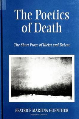 The Poetics of Death PDF