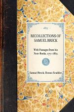 Recollections of Samuel Breck