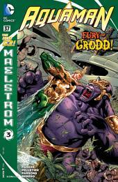 Aquaman (2011-) #37