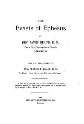 The Beasts of Ephesus