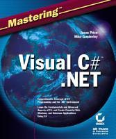 Mastering Visual C   NET PDF
