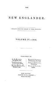 New Englander and Yale Review: Volume 4