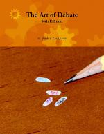 The Art of Debate - 14th Edition