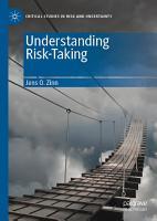 Understanding Risk Taking PDF