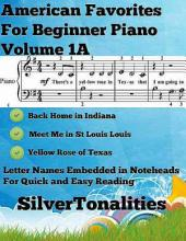 American Favorites for Beginner Piano Volume 1 A