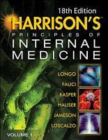 Harrison s Principles of Internal Medicine  18th Edition PDF