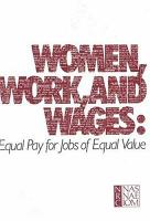 Women  Work  and Wages PDF