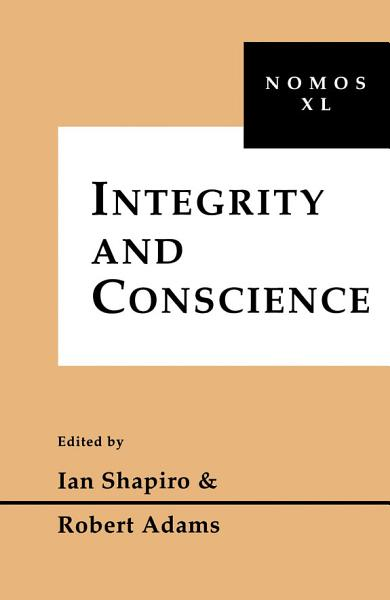 Integrity and Conscience Pdf Book