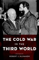 The Cold War in the Third World PDF