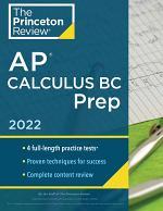Princeton Review AP Calculus BC Prep 2022