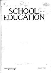 School Education: Volume 18, Issues 7-8