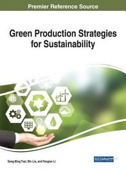 Green Production Strategies for Sustainability PDF