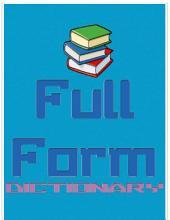 Full Form Dictionary: get full form