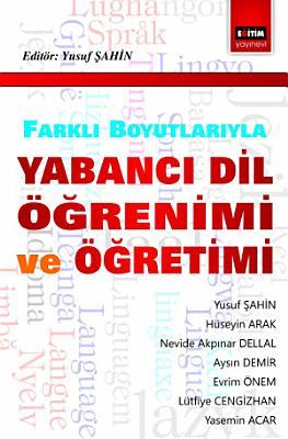 Farkl   Boyutlar  yla Yabanc   Dil     renimi ve     retimi PDF