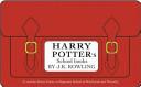 Harry Potter's School Books