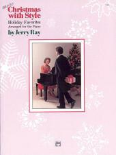 More Christmas with Style: For Early Advanced to Advance Piano