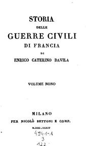 Storia delle guerre civili di Francia