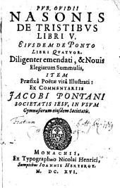 De Tristibus libri quinque et de Ponto