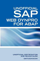 SAP Web Dynpro for ABAP Interview Questions PDF