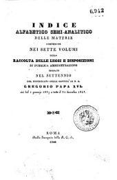 Raccolta delle leggi e disposizioni di pubblica amministrazione nello Stato Pontificio ...