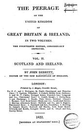 Scotland and Ireland