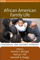 African American Family Life PDF
