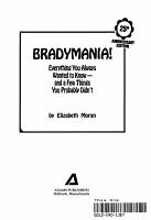 Bradymania  PDF