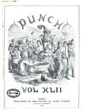 Punch: Or the London Charivari, Volume 42