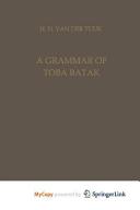 A Grammar of Toba Batak