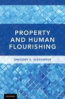 Property and Human Flourishing PDF