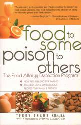 Food To Some Poison To Others Book PDF