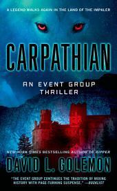 Carpathian: An Event Group Thriller