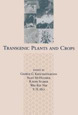 Transgenic Plants and Crops PDF
