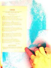 Liedje voor de vuist gedicht tydens het groot concert gegeven in St. Nikolaes kerk den 11 maerte 1856