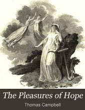 The pleasures of hope; with other poems
