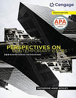 Perspectives on Contemporary Issues Book