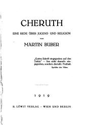 Cheruth: eine Rede über Jugend und Religion