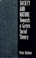 Society and Nature PDF