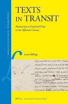Texts in Transit PDF