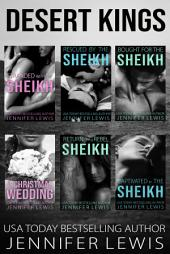 Desert Kings: The Complete Series Books 1-6