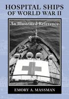Hospital Ships of World War II PDF