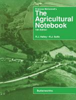 Primrose McConnell s The Agricultural Notebook PDF