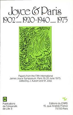 Joyce   Paris 1902    1920 1940    1975  version Anglaise  PDF