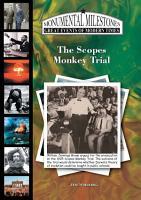 The Scopes Monkey Trial PDF