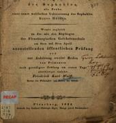 Antigone: als Probe einer neuen metrischen Uebersetzung des Sophokles, Teil 1