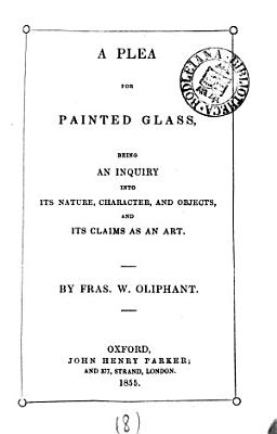 A plea for painted glass PDF