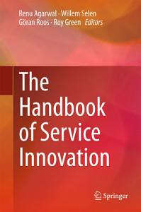 The Handbook of Service Innovation PDF