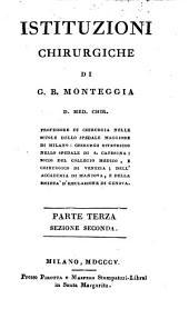 Istituzioni chirurgiche: Volume 5